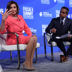 펠로시 미 하원의장, '트럼프 탄핵론' 일축