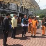 경기도와 가평군,피서객 안전을 위해 수상레저활동 점검과 안전캠페인 전개
