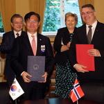 한-노르웨이 수소경제 협정