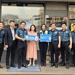 수원서부서,  '우리동네 시민경찰 참여가게' 1호점 선정
