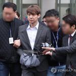 수원지법, '마약 혐의' 박유천씨 징역 1년6월 구형