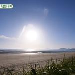 사승봉도 , 해안사구 은빛 환상이 , '진흙파기 신공'에서