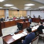 수원시의회 교통건설체육위 조례안 등 안건 의결