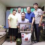 안산단원서,  탈북민에 '행복한 추억 만들기'로 가족사진 선물