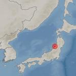 일본 지진 , 초비상 걸리나 촉각, 신간센 일부 운전지장