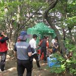 수원국유림관리소, 불법 상업행위 등 산림 내 불법행위 단속