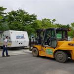 연천군시설공단,  한탄강관광지 재난 가상 구난훈련'
