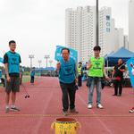 남양주체육센터 운동장서 장애·비장애인 함께 '제1회 어울림대회'