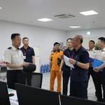 수원소방서, 광교동 수원컨벤션센터서 소방안전컨설팅