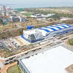 세계 최대 승강기 기업 '오티스' 송도에 통합 R&D 센터 열었다