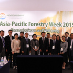 국립수목원-캄보디아 환경부, 생태계 보전 연구 등  양해각서 체결