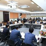 안승남 구리시장, 이재명 지사와 갈매지역 현장소통 간담회 개최