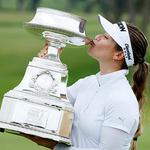 해나 그린, 여자 PGA 챔피언십 우승