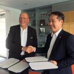 인하대, 독일 프라운호퍼 연구소와 새로운 R&D 패러다임 개발