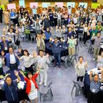 인천 미추홀구, '더할 나위 없는 미추홀구를 위한 주민 원탁회의' 열어
