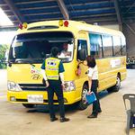 중구 - 인천경찰청 내달까지 어린이 통학버스 안전 살핀다