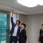 하남시의회 방미숙 의장, 감일지구 신축아파트 하자실태 현장 점검