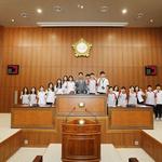 의정부시의회, 천보중 학생 16명 초청 직업·의회 체험 활동