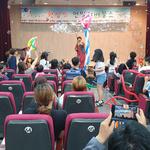 평택 송북동사회보장협, 땡큐 아동센터 어린이 등 문화행사 체험