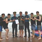 가평경찰서, 수상레저업체  97곳 방문  안전 당부 서한문