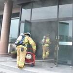 영업 중단 중인 을왕리해수욕장 인근 관광호텔서 불… 1700만 원 재산피해