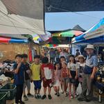 포천 관인초교, '5일장 시장 체험' 교육과정 운영