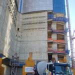 고압 콘크리트 압송기술 국산화 초고층 건설 선도