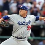류현진, MLB 올스타전 선발 '1이닝 무실점'