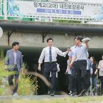 김상돈 의왕시장,  내손동 등 주민참여예산 신청사업 현장 점검