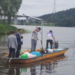 양평군, 수산자원 조성 남·북한강에 쏘가리 방류