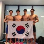 남자 혼계영 400m 0.9초 단축하는 데 10년