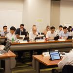 현대상선 '하계 미주지역 컨테이너 영업전략회의' 진행… 손익 개선 방안 등 논의