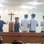 """손꼽아 기다려온 첫 정기공연 취소 실망한 아이들…""""그래도 포기 못해"""""""