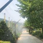 이천시, 쿨링포그 설치 등 폭염대응체제 본격 가동