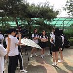 오산 운천고학생 제작 웹 드라마 '안녕 친구야' 교육 활용