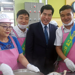 NH농협 의왕지부, 의왕 아름채 복지관서 취약층 돌봄활동