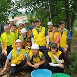 포천 중부복지센터- 광염교회 봉사대, 장애인 주택 곰팡이 제거 등 대대적 환경개선