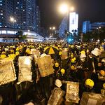홍콩 시민 11만명 '송환법 반대' 시위