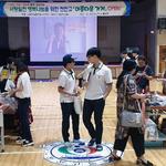 매점 운영·나눔행사로 자원봉사 수원 천천고 학생들의 '삼색조합'