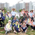 평택시 통복천 유휴지 등 3곳서 '시민참여 도시숲 가꾸기'