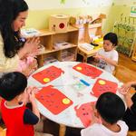 어린이 식품안전관 의정부센터  병설유치원생 1200여 명에 신나는 체험