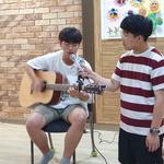 청소년들 마음 따뜻한 음악회로 장애인과 소통