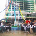을지대 의정부캠퍼스·부속병원  총1234 병상 규모 건물 상량식마쳐