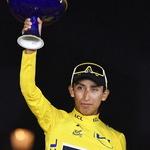 110년 만의 최연소 '투르 드 프랑스' 우승자는 베르날