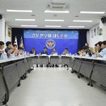 시흥서, 삼미시장 상인회장 등 참석 경찰 반부패 대토론회 개최