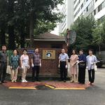 의왕시 장미아파트, 제3호 금연아파트 지정