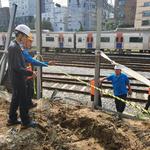 코레일 수도권동부본부, 태풍 프란시스코 북상 대비 열차 안전 예방활동 전개