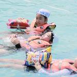 인천해양경찰서,생존수영 체험교실 교육생 3천명 돌파