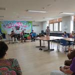 (사)대한노인회 인천남동구지회, 찾아가는 행복연주단 프로그램 진행