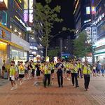 의정부경찰서, 민·관·경 합동 '우리동네 여행' 순찰 실시
